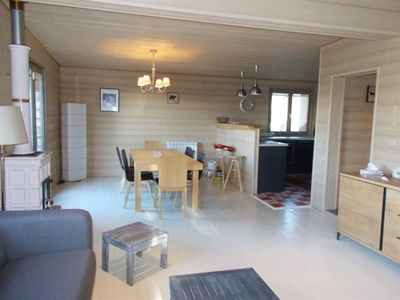 Photo for Chalet Besse-et-Saint-Anastaise-Super Besse, 3 bedrooms, 10 persons