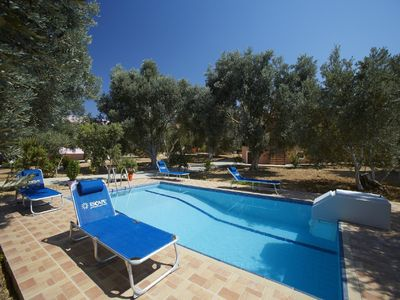 Photo for Maison Athina: Naturalistic holidays in an authentic Cretan domain