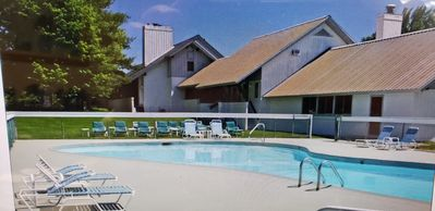 Photo for The Village Green at Stowe- Golf, Indoor and Outdoor pool. , Sauna