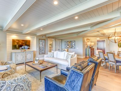 Photo for 100 SeaCrest Luxury Villa- Beautiful Oceanfront Complex
