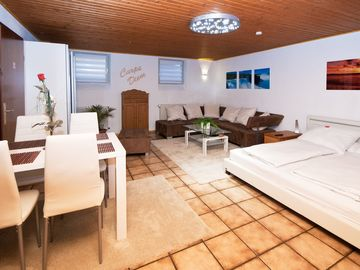 Apartment H2 Dusseldorf, WiFi, 46 m² - simply feel good!