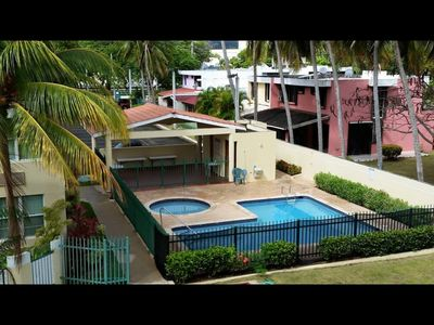Photo for Vacation apartment located  at the famous beach playa azul  in luquillo P.R