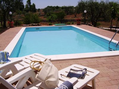 Photo for Alberobello - Lovely trulli and pool for total relax