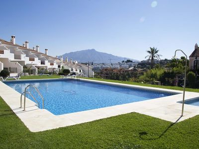 Photo for Modern Townhouse Close To Marbella With Sea Views