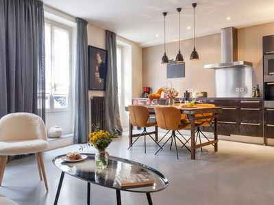 Photo for Apartment in the center of Paris with Internet, Washing machine (540494)