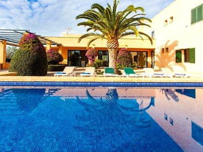 Photo for 4 bedroom holiday home Ses Salines for 8 people - holiday home