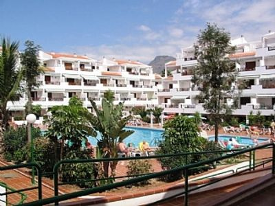 Photo for Apartment in Victoria Court 2, Los Cristianos, Tenerife - Close to Sea & Town