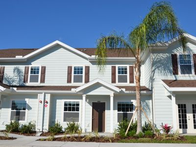 Photo for Luxury on a budget - Lucaya Village - Amazing Cozy 3 Beds 2 Baths Townhome - 3 Miles To Disney