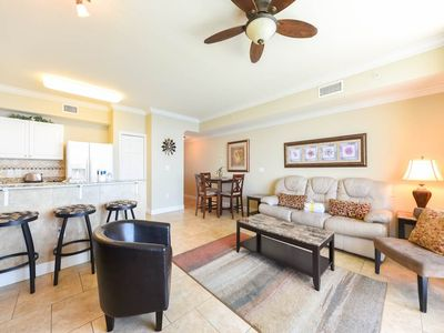 Photo for 2 bedroom @ Tidewater, #1411 offers unbelievable views and beach service