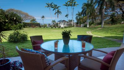 Photo for Monkey Pod Villa-Private Family Friendly apartment with Pool near Kailua town