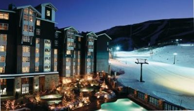 Photo for New Years Week (Dec 27-Jan 3) - Ski in/Out  Marriott Mountainside Villa