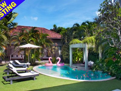 Photo for Alice Dua, 2 Bedroom Villa in Central Seminyak