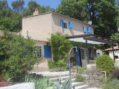 Photo for 3BR Villa Vacation Rental in SILLANS-LA-CASCADE