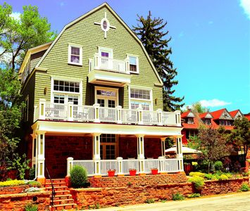 Photo for 1BR Apartment Vacation Rental in Manitou Springs, Colorado