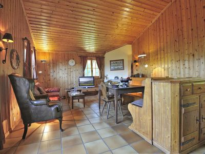 Photo for Vacation home Le Chamois in Moléson-sur-Gruyères - 5 persons, 3 bedrooms