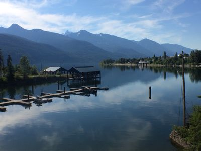Photo for 2BR Condo Vacation Rental in Kaslo, BC