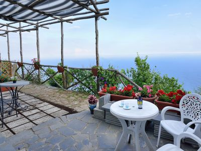 Photo for Raffy's House, Your romantic holiday-Amalfi Coast
