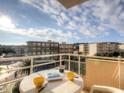 Photo for Nice apartment for 4 people with WIFI, TV and balcony