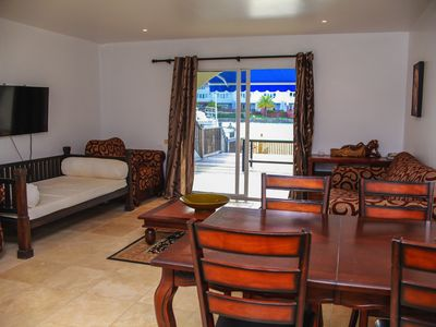 Photo for Waterfront Villa Located In Jolly Harbor, Antigua