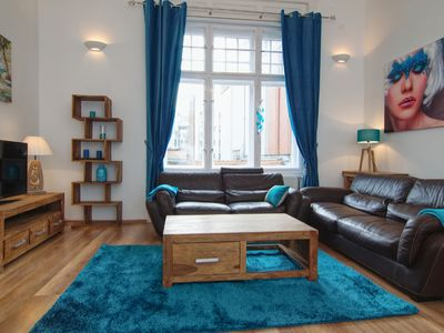 Photo for Modern Luxury and charming apartment in Király st.