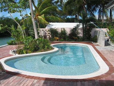 Key West Home/Pool on the Water