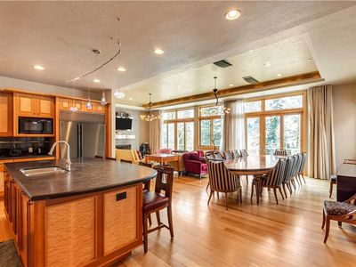 Photo for Blackjack Ridge Home #2: 5 BR / 4.5 BA house in Alta, Sleeps 16