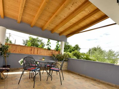 Photo for Vacation home Martin in Zadar/Sukošan - 7 persons, 3 bedrooms