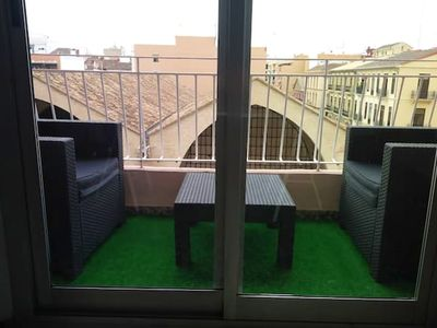 Photo for Homerez last minute deal - Beautiful apt in València and Wifi