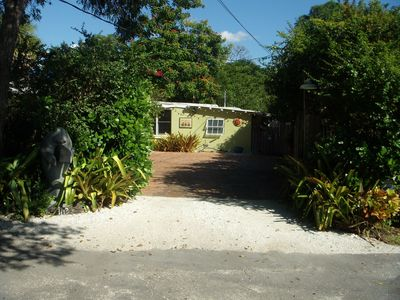 Photo for Charming Waterfront Bungalow - Pets welcome, only  2 miles to Olde Naples!
