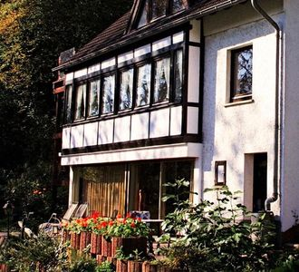 Photo for Holiday apartment Waldbreitbach for 2 - 4 persons with 2 bedrooms - Holiday apartment in a two famil