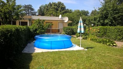 Photo for Holiday house with pool and barbecue for exclusive use
