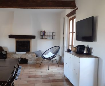 Photo for LUMINOUS DUPLEX, 3 bedrooms, in the old town, at the foot of the Citadel