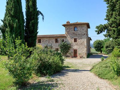 Photo for Apartment Podere Cignanrosso  in Castellina in Chianti, Siena and surroundings - 4 persons, 1 bedroom