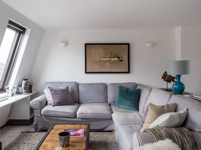 Photo for Trendy 2 Bed Loft Apartment Near Chelsea Stadium!