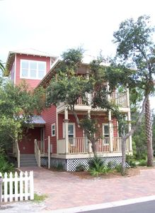 '30-A Get-Away'  Ideal Location in the community of Old Florida Village. Enjoy!