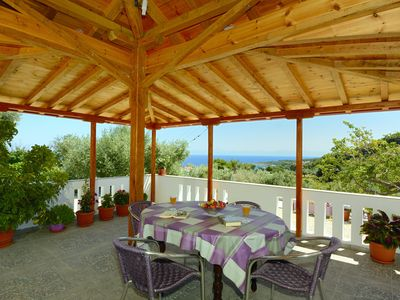 Photo for Myrtillos  Cottage,  Modern style ,great views , close to facilities