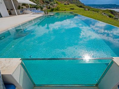 Photo for Villa Blue Paradise, 6 bedroom luxury villa with amazing sea views