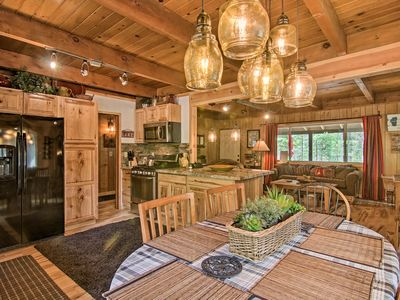 Photo for NEW! South Lake Tahoe Cabin w/Deck and Fire Pit