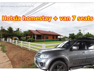 Photo for Hotsia homestay + Free van 7 seats with driver (exclude fuel)