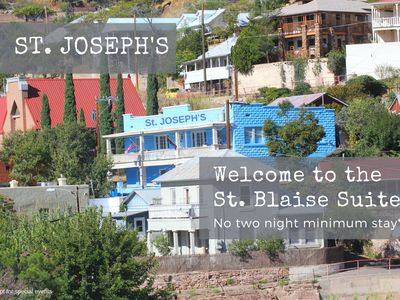 Photo for St Blaise Suite in the heart of Old Bisbee