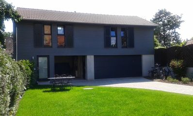 Photo for COLMAR, 2 bedrooms, new, 10 mins walk from the center, quiet, garden and closed garage