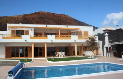 Photo for Luxury Villa With Heated Pool, Jacuzzi, stunning views of the Ocean and Resort