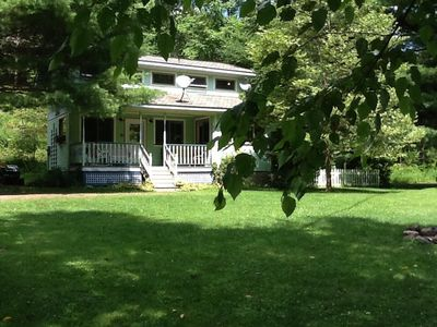 Photo For 1BR Cabin Vacation Rental In Wellsboro, Pennsylvania