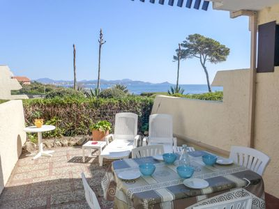 Photo for Apartment Les Louvans in Saint Aygulf - 4 persons, 2 bedrooms