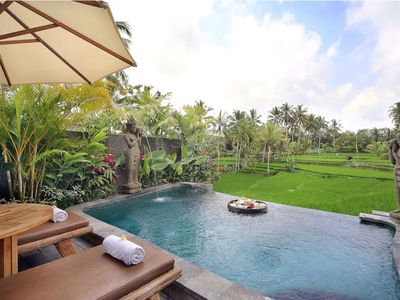 Photo for One-Bedroom Villa with Private Pool and Forest View
