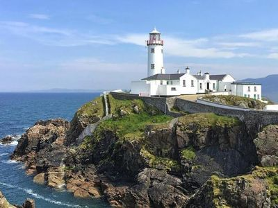 Photo for Holiday flats im Leuchtturm, Fanad Head  in Donegal - 4 persons, 1 bedroom