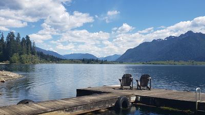 Photo for Lake Quinault Vacation Home/Breathtaking View! Located in Olympic National Park