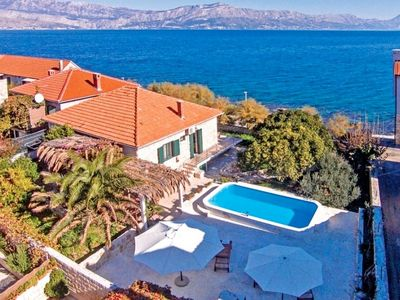 Photo for Holiday home Zoran, (13659), Postira, island of Brac, Croatia