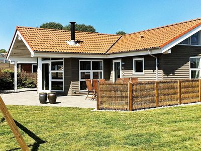 Photo for Modern Holiday Home in Sjølund Jutland with Sauna
