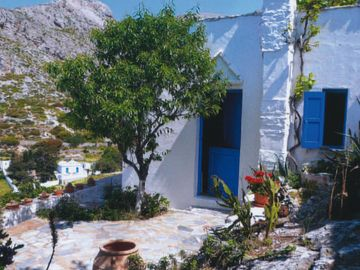 Anargyroi Church, Amorgos, Greece